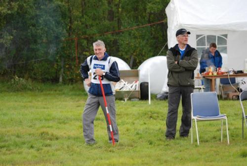 Gunnar og Kristian Fredrik